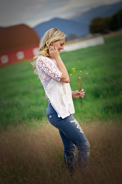 One of my favorites from our country girl shots