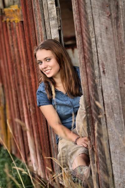 barn shot