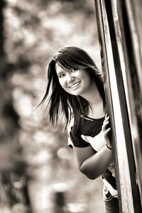 Miss Jessica Carinace Senior photo shoot