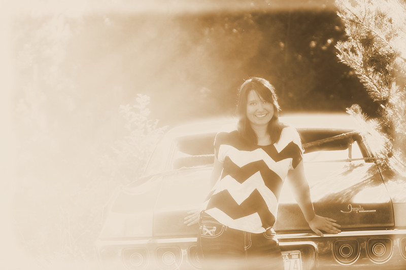 She had to go and tell me she liked old cars  Heres a nice vintage shot for you jessie