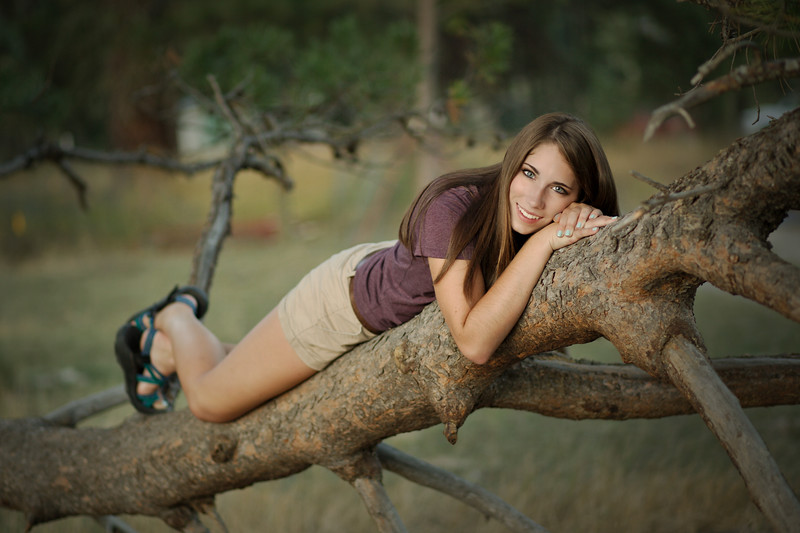 oh how i love this shot on the  big tree branch