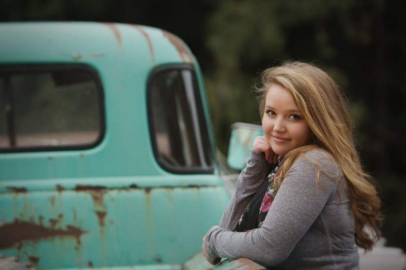 Super cute  look here with the vintage truck