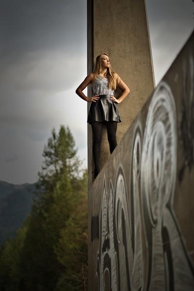 Grafiti shot