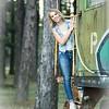 aboard the train