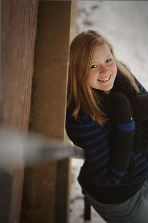 Miss Tabitha Lake  Senior portrait shoot