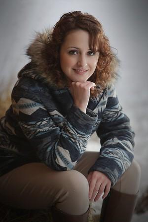 Miss Victoria Hampton Portrait session