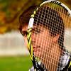 Chris , tenis racket