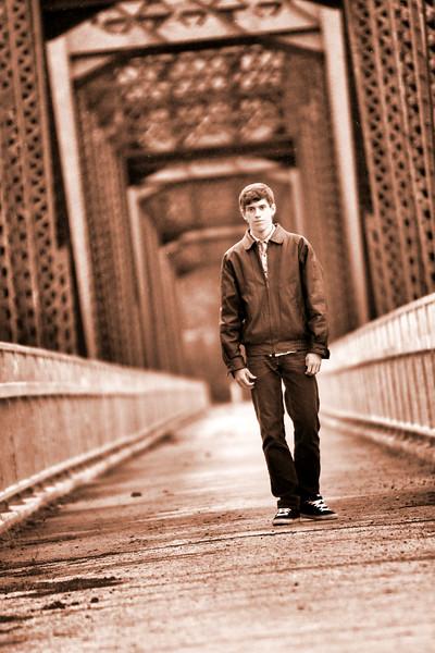Its the bridge scean