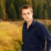Jake, fall colors