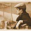 flat cap profile vintage