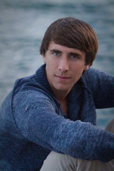 portrait image at the boat launch