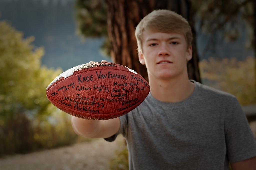 Signature football