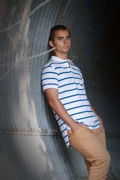 Tunnel shot, Noah