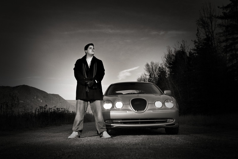 With the jag