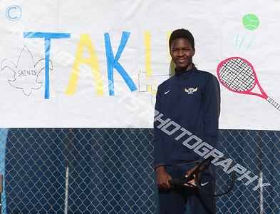 Senior tennis 2020