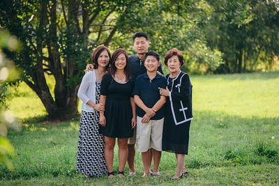 Alicia Kwon Senior + Family