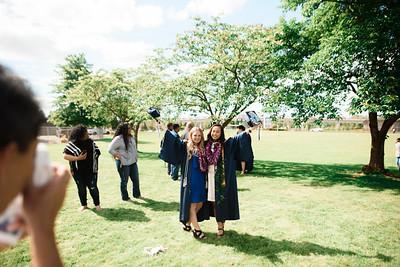 Ally Anunciado Graduation 2017