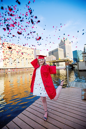 Felicity {graduation photos}