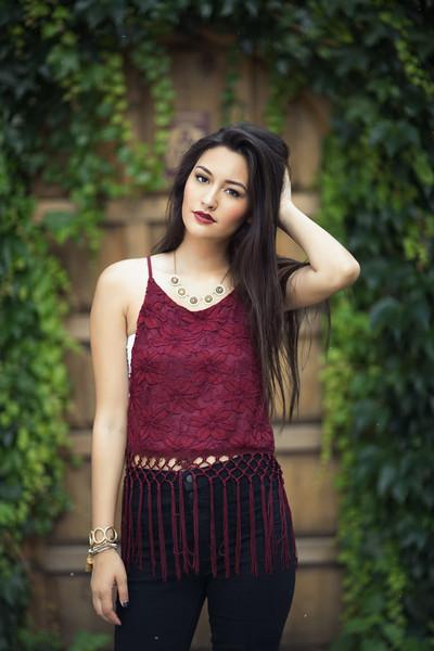 Leah- 2017 Senior