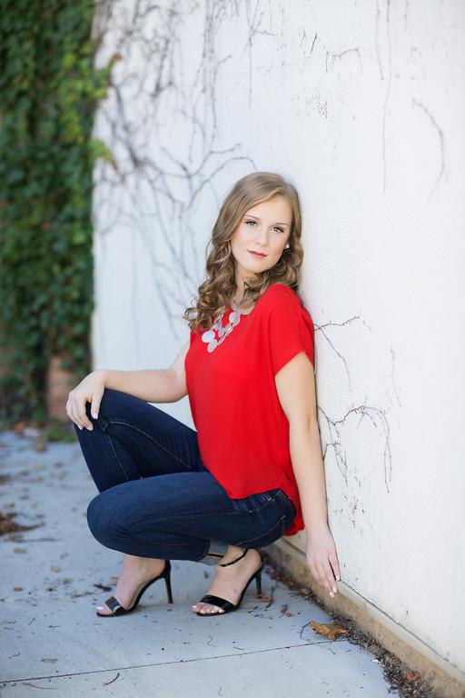 Rachel- 2017 Senior