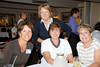 Peggy Muenster, Vicki Wolken, Mindy Dull and Ginny Orthwein enjoying the cocktail party!