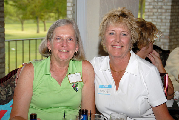 Carol Largent with Cissy LeGear