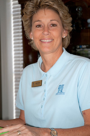 Kelly DeFeo, The Deuce's head professional, was one of the best the MWGA has ever worked with!