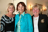MWGA Membership Director, Janet Allen with Sandy Zahner and friend.