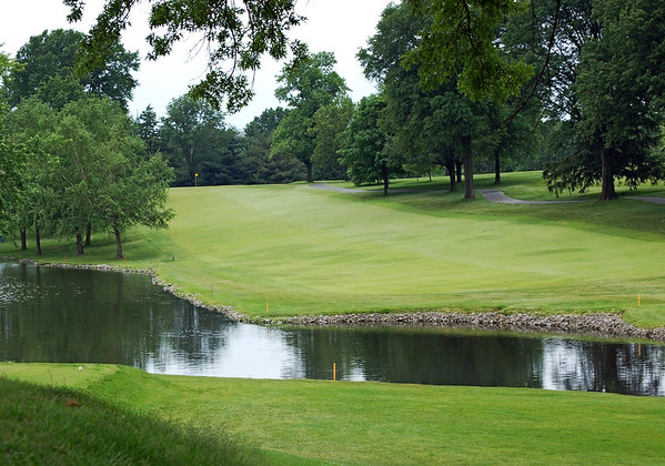 Course Superientendent Joe Wachter and his staff had the course is great condition!