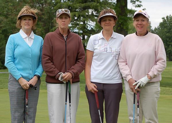 Julie Eisenbeis, Julie Chaleff, Paula Dustman, and Pat Nasalroad