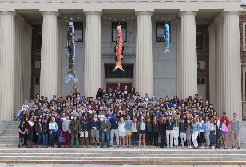 Andover Class of 2015