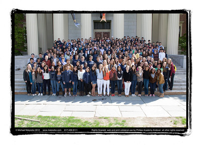 2012 Senior Class Photo