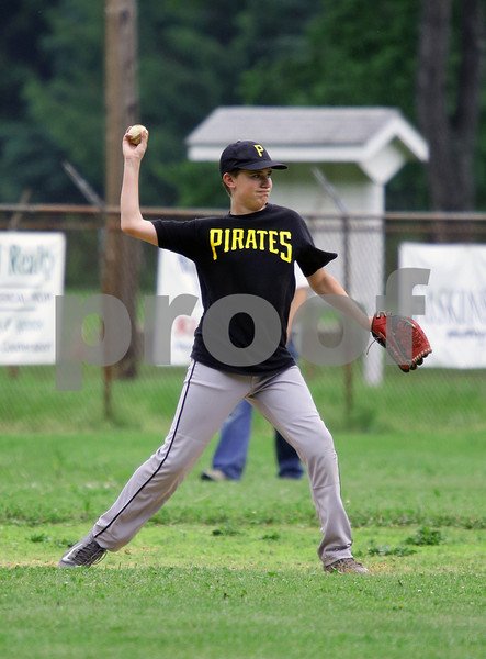 2014 Senior Little League Baseball Bradford Pirates @ Coudy Blue 006