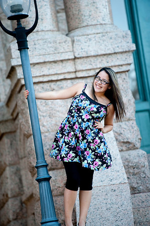 Becca's Senior Photos!