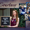 Courtney Scouten~Grad Announcement Side 2b