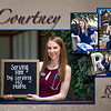 Courtney Scouten~Grad Announcement Side 2
