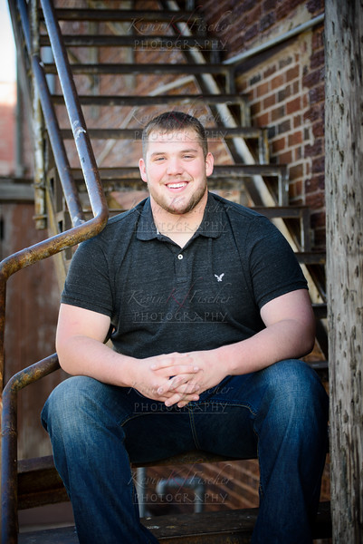 Dyllan Haworth~Senior 2016