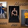 Hunter Gooch~Grad Announcement Side 2