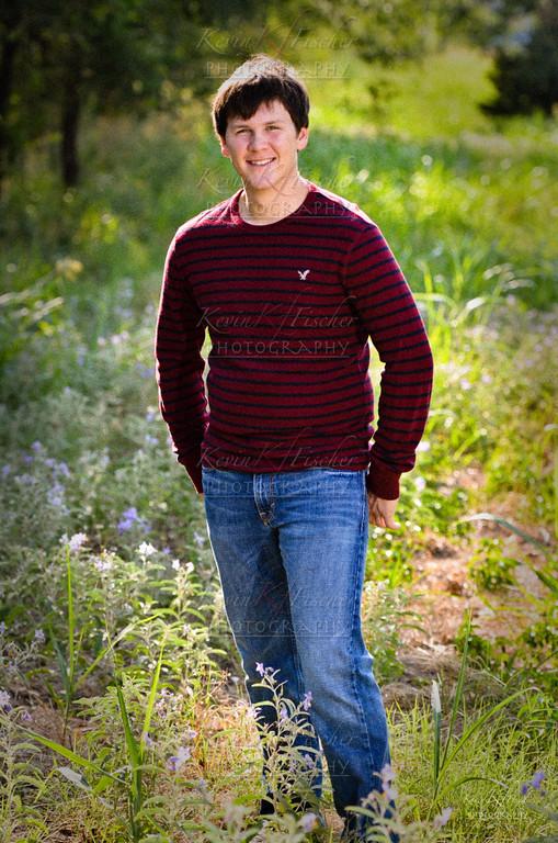 Jay Stinson~Sr 2012