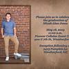Micah Jones-Grad Announcement side 1