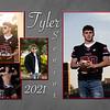 Tyler Hoffman~Sr 2021 Side 2- #2