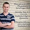Jarred Hardin Grad Announcement side 1