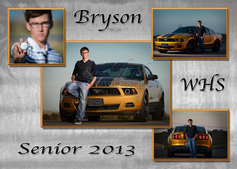 Bryson Ridley Grad Announcement-side 2