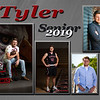 Tyler Kirk~Grad Announcement Side 2