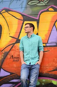 Aaron Senior Pictures