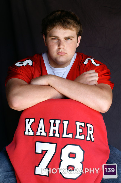 Brandon Kahler Senior Pictures