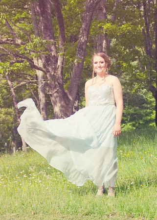 Abby's Prom 2016