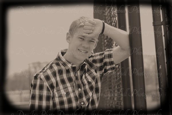 Jacob's Senior Pictures