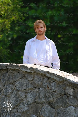 Nick's Senior Pictures