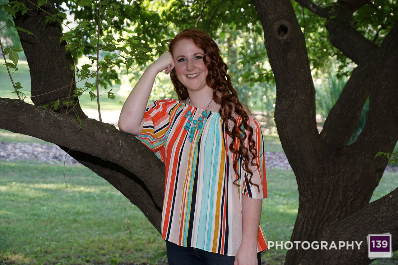 Saydie Howard - Senior Pictures